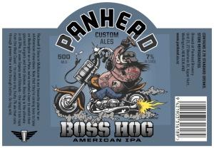 Beer Label - IPA