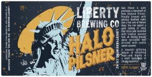 Beer Label - Pilsner