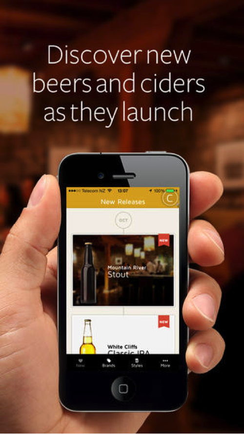 Crafty Beer App